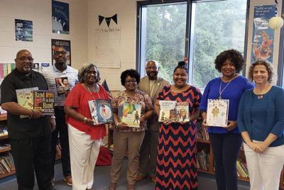 Black Catholic ministry donates books