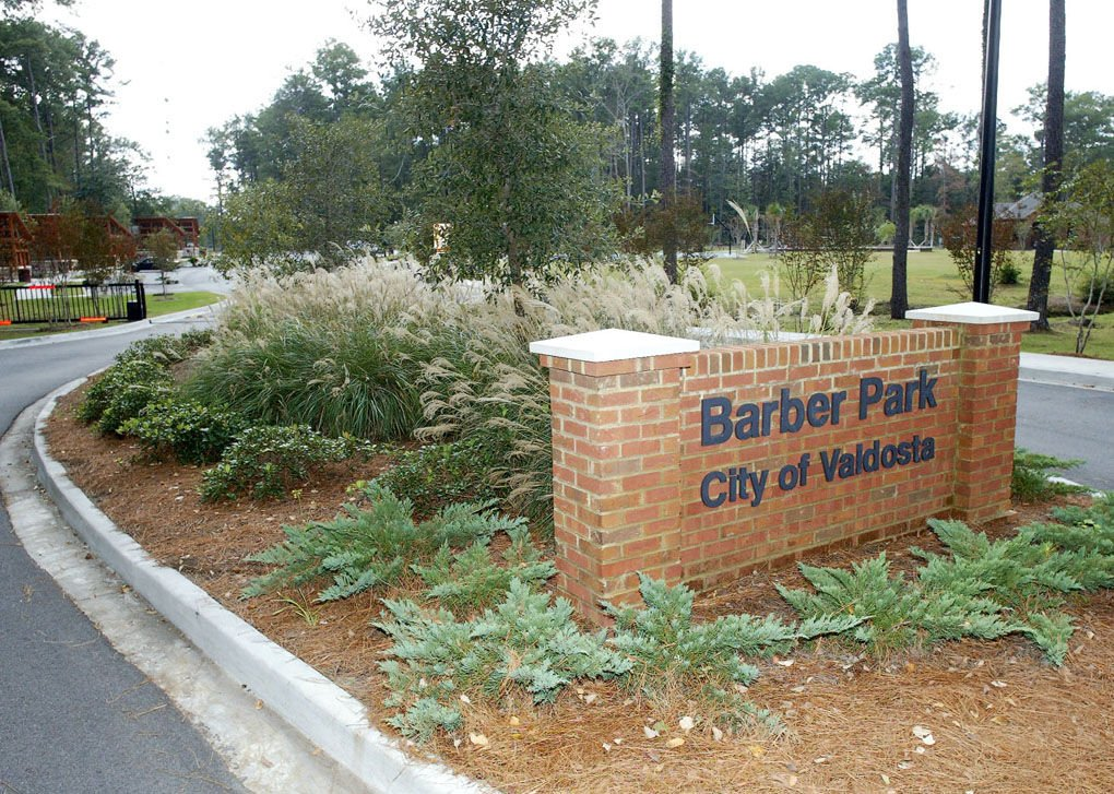 Paul Leavy The Valdosta Daily Times City Council Should Be Making Some Decisions On Barber Park In Tonights Meeting