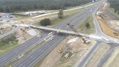 I-75 lane closures near Lake Park planned