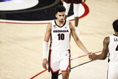 Observations: Georgia men fall to Mississippi State for first loss of season