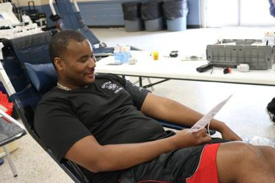 VPD, VFD to compete in charity blood drive