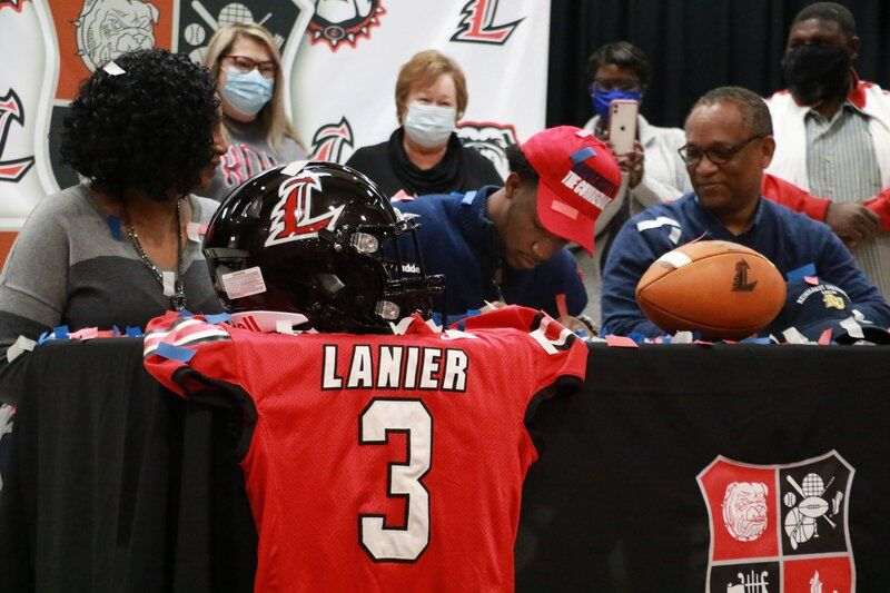 Lanier County sends trio to University of the Cumberlands