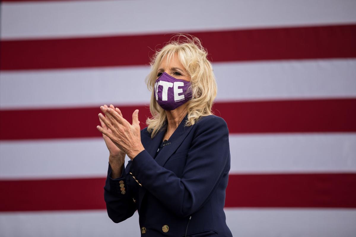Jill Biden rally