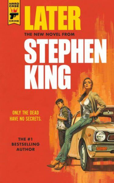 BOOKS: Later: Stephen King