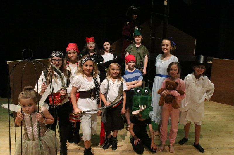 Peter Pan: Drama Kids off to Never Never Land
