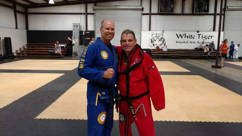 67-year-old earns taekwondo black belt