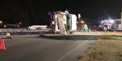 One killed in wreck | Local News | valdostadailytimes com