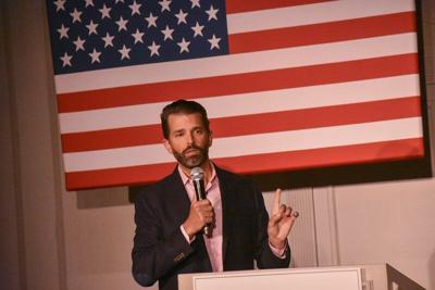 Trump Jr. stumps for ag candidate