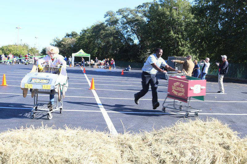 Buggy race to feed children in need