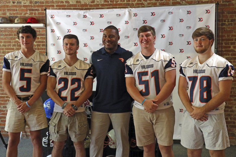 New Valwood OC Troupe breaks down offense, defense at Media Day