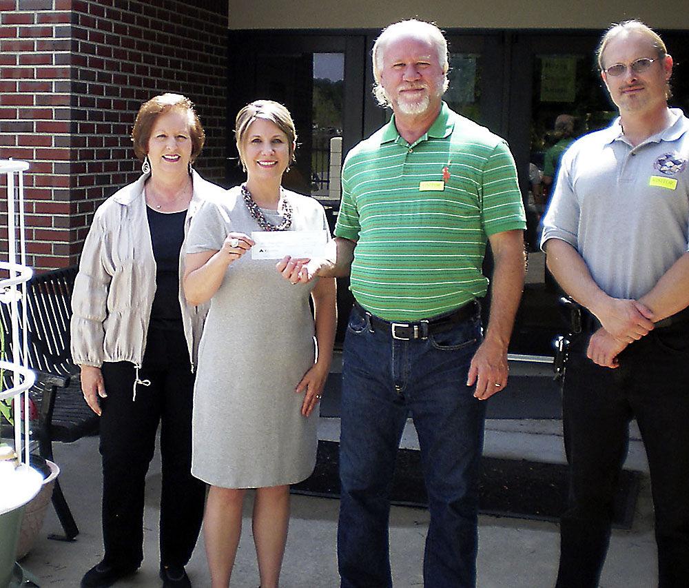 Klvb Awards Grants Local News Valdostadailytimes