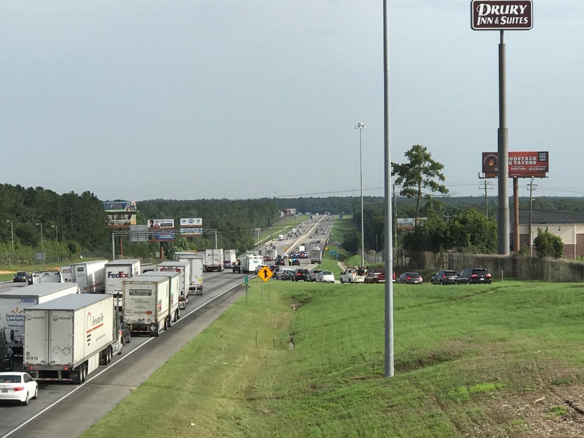 I-75 wreck causing delays | Local News | valdostadailytimes com