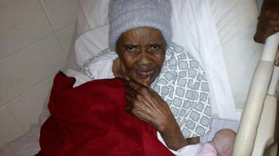 Niece remembers aunt on 104th birthday