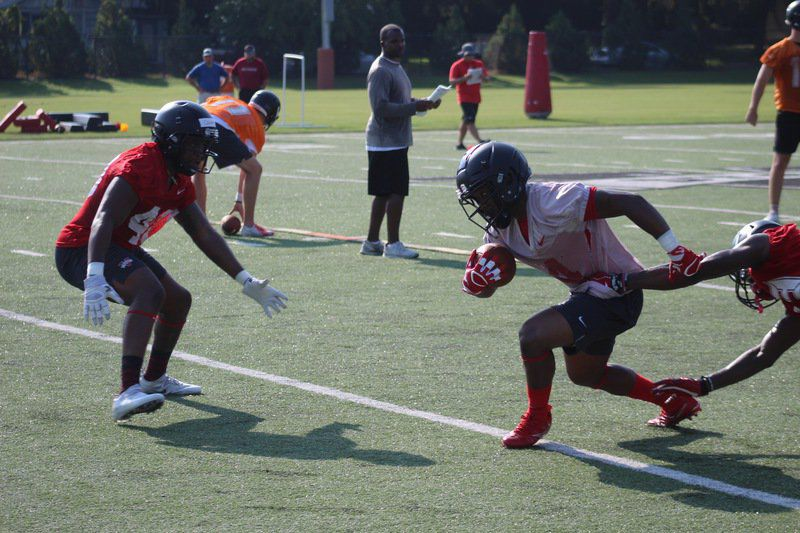 Back at it again: Blazers open fall camp looking for leadership, accountability