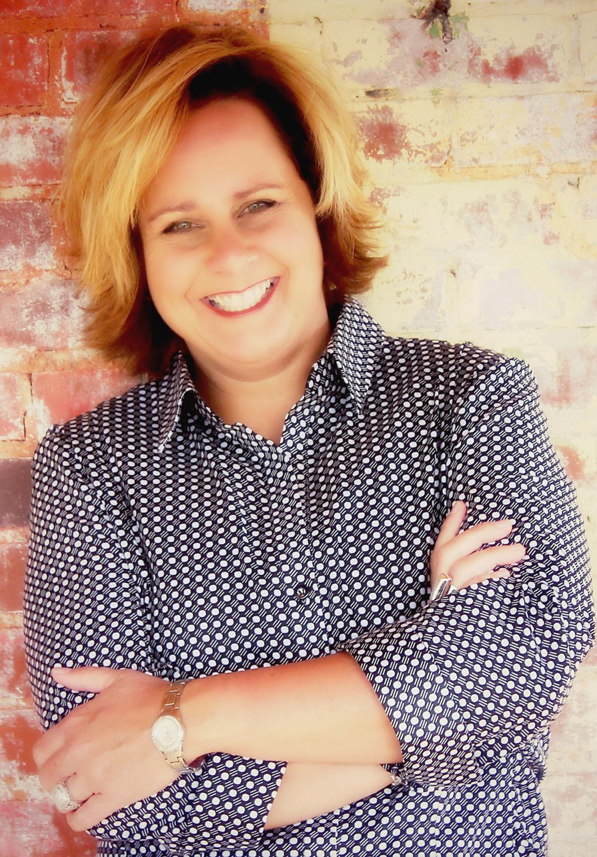 Berrien author takes global platform