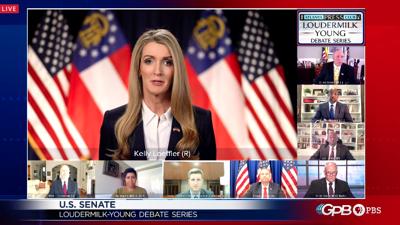 U.S. Senate special election debate