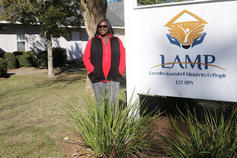 New Face of LAMP: Shelter names new director
