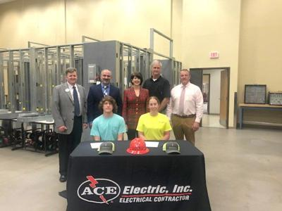 Ace Electric signs more Wiregrass students