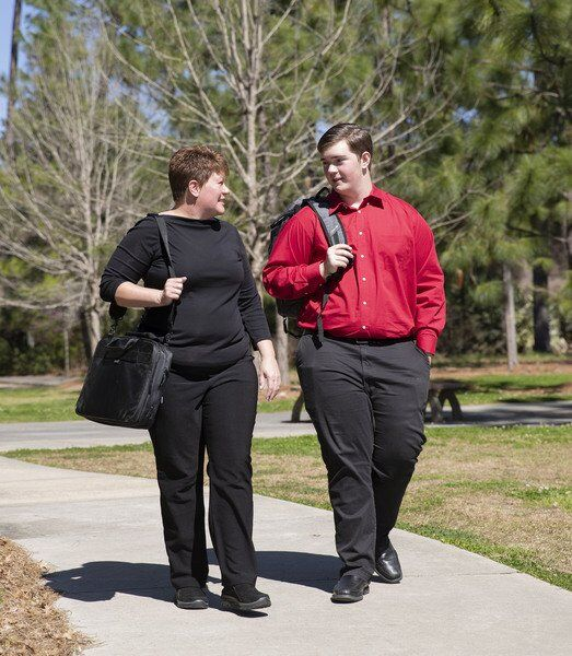 Youngest Man On Campus Vsu Welcomes 14 Year Old Student Local News Valdostadailytimes Com