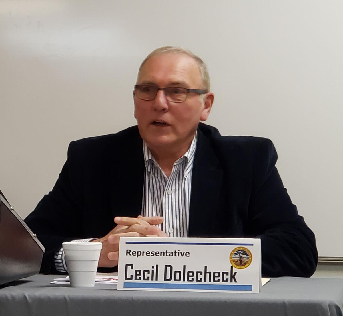 Dolecheck plans to continue focus on education if reelected