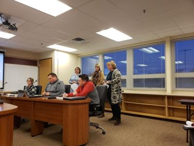 Maintenance and Operations director approved by Shen board