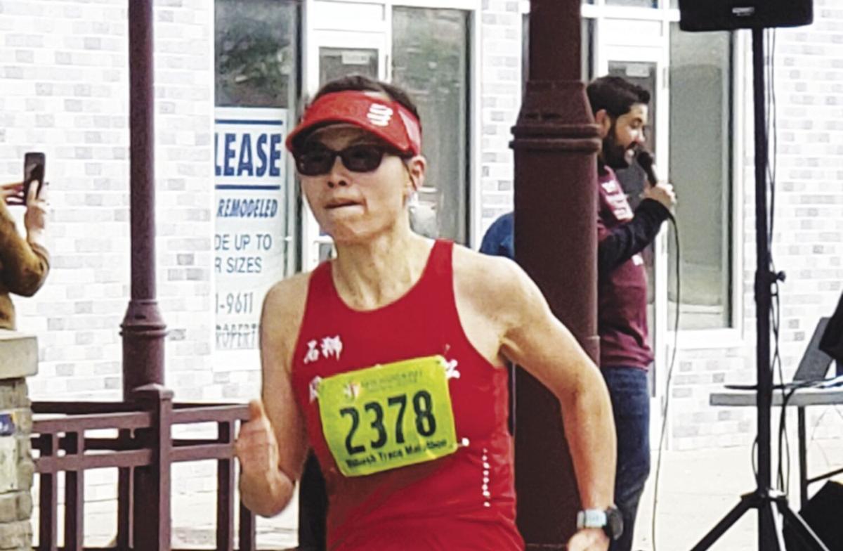 Marathon Results