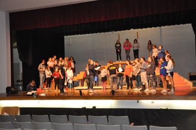 """SHS presents """"Seussical the Musical"""""""