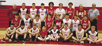 Sidney boys basketball
