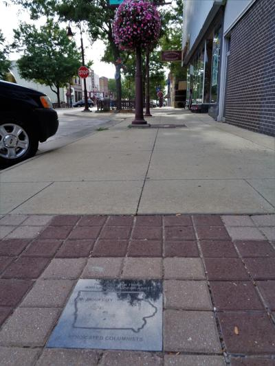 Shenfest 2017 Features Shenandoah's renovated Iowa Walk of Fame