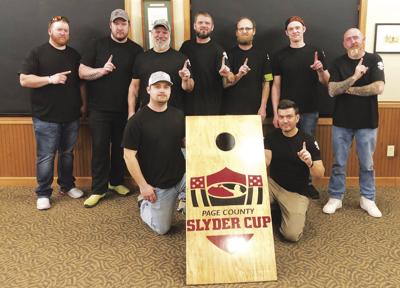 Shenandoah wins Page County Slyder Cup