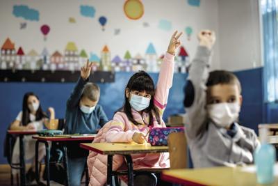 ISEA blasts state ban on school mask mandates