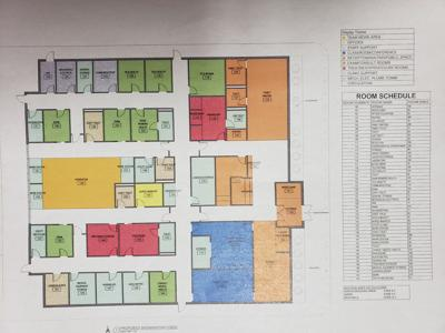 Site for new VA Community-Based Outpatient Clinic in Shenandoah