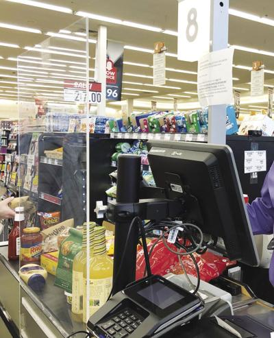 Hy-Vee installs protective windows