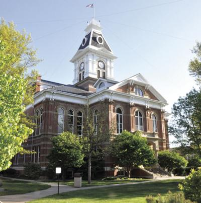 Page County courthouse to reopen July 6