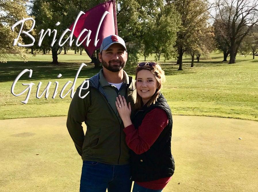 Avid golfers get engaged on hole 18
