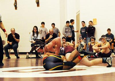 The last wrestling season