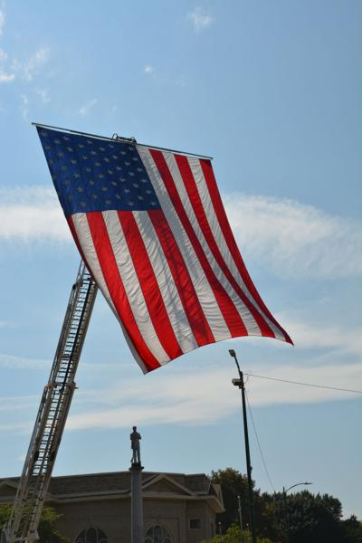 Shenandoah remembers those lost on Sept. 11