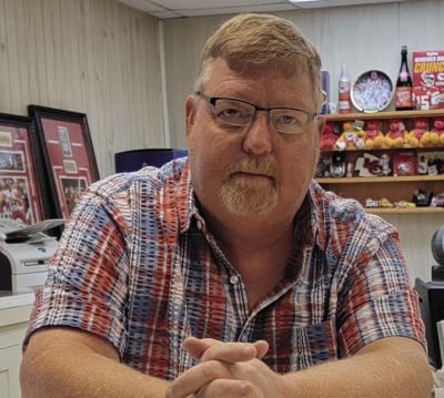 Calvin Kinney is in the running for Essex mayor