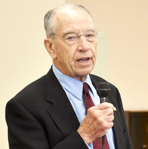 Chuck Grassley exposed to COVID-19, will quarantine