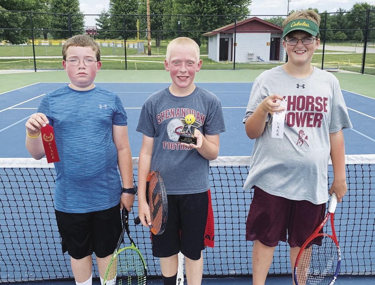 Linda Daoust Jr. Tennis Tournament
