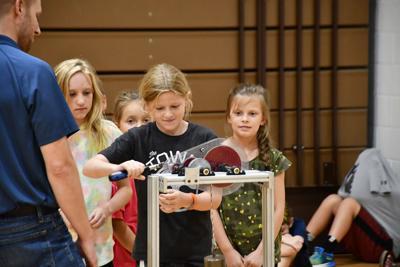 Raising awareness and introducing kids to STEM
