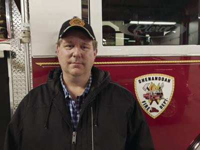 Shenandoah Fire Department urges safety with control fires