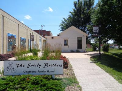 Everly Brothers Childhood Home Preservation Mission