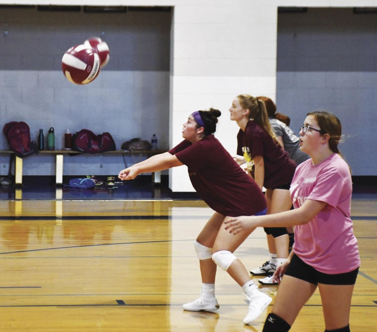 Shenandoah volleyball