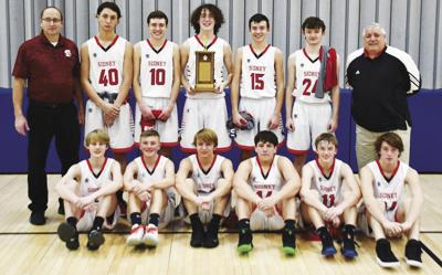 Sidney wins consolation trophy