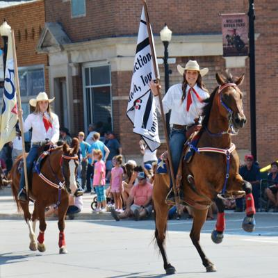 The Rodeo Parade will go on