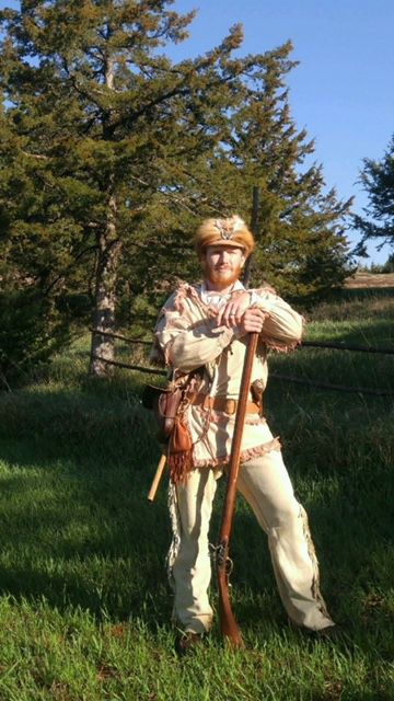 fichter to play mountain man in lewis and clark re enactment local