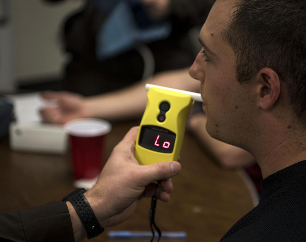 DUI detection course