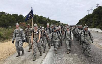 Fallen Security Forces airmen honored at 12th annual Defender Ruck