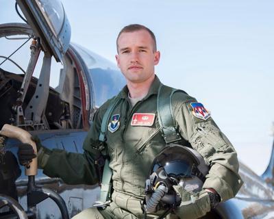 Vance graduate dies in training mission over North Sea